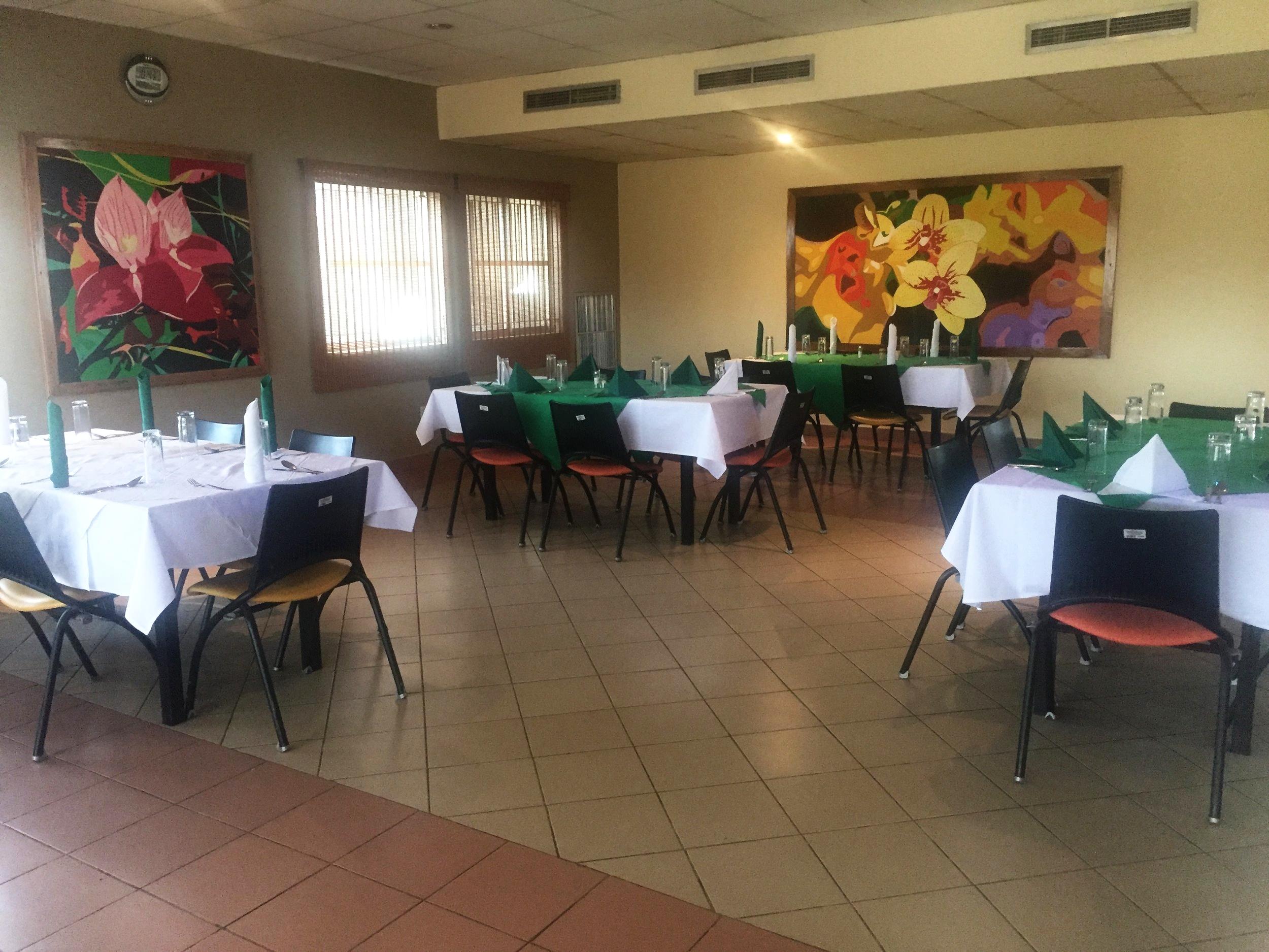 TCC Ogere Resort and Conference Centre   The Restaurant