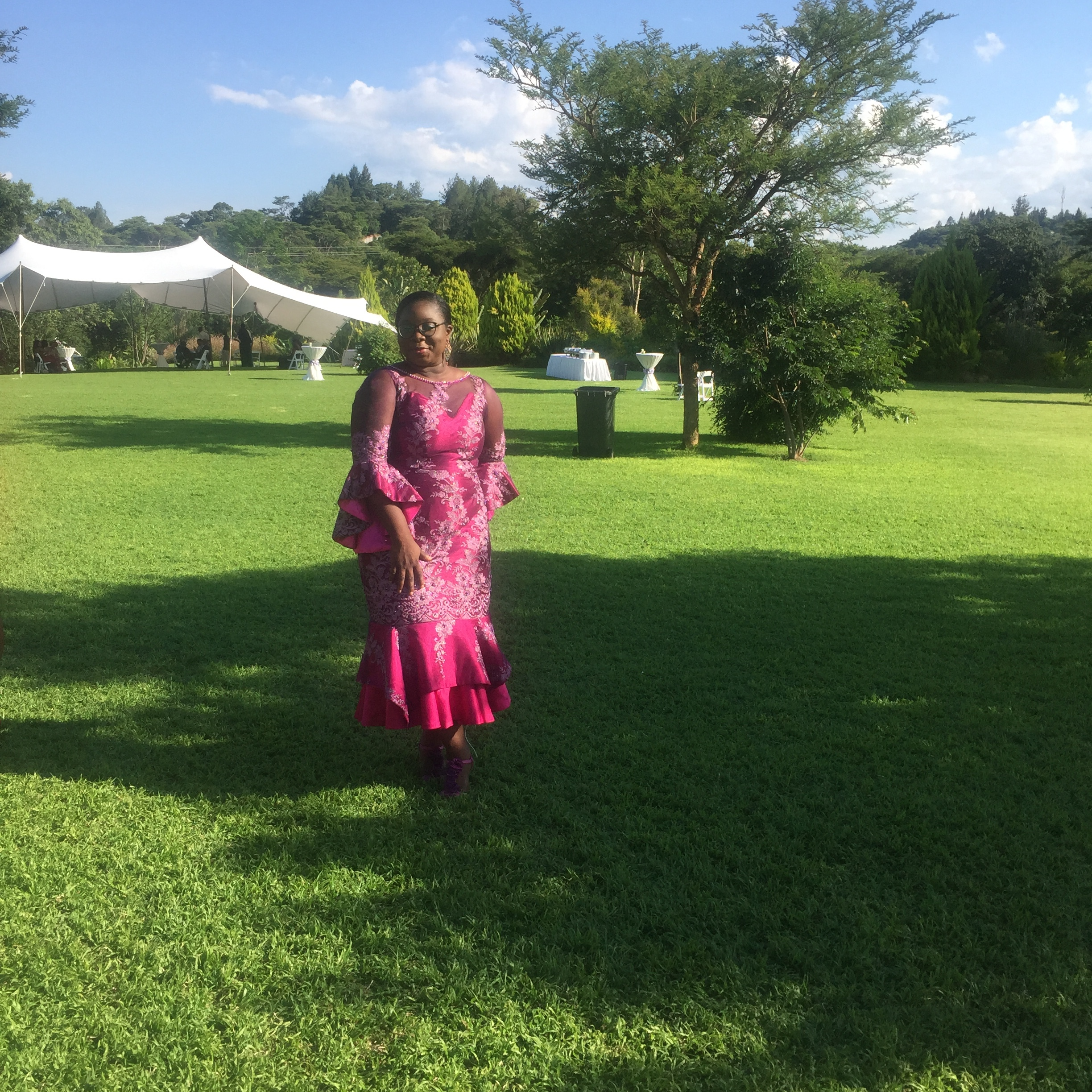 Wedding in Harare