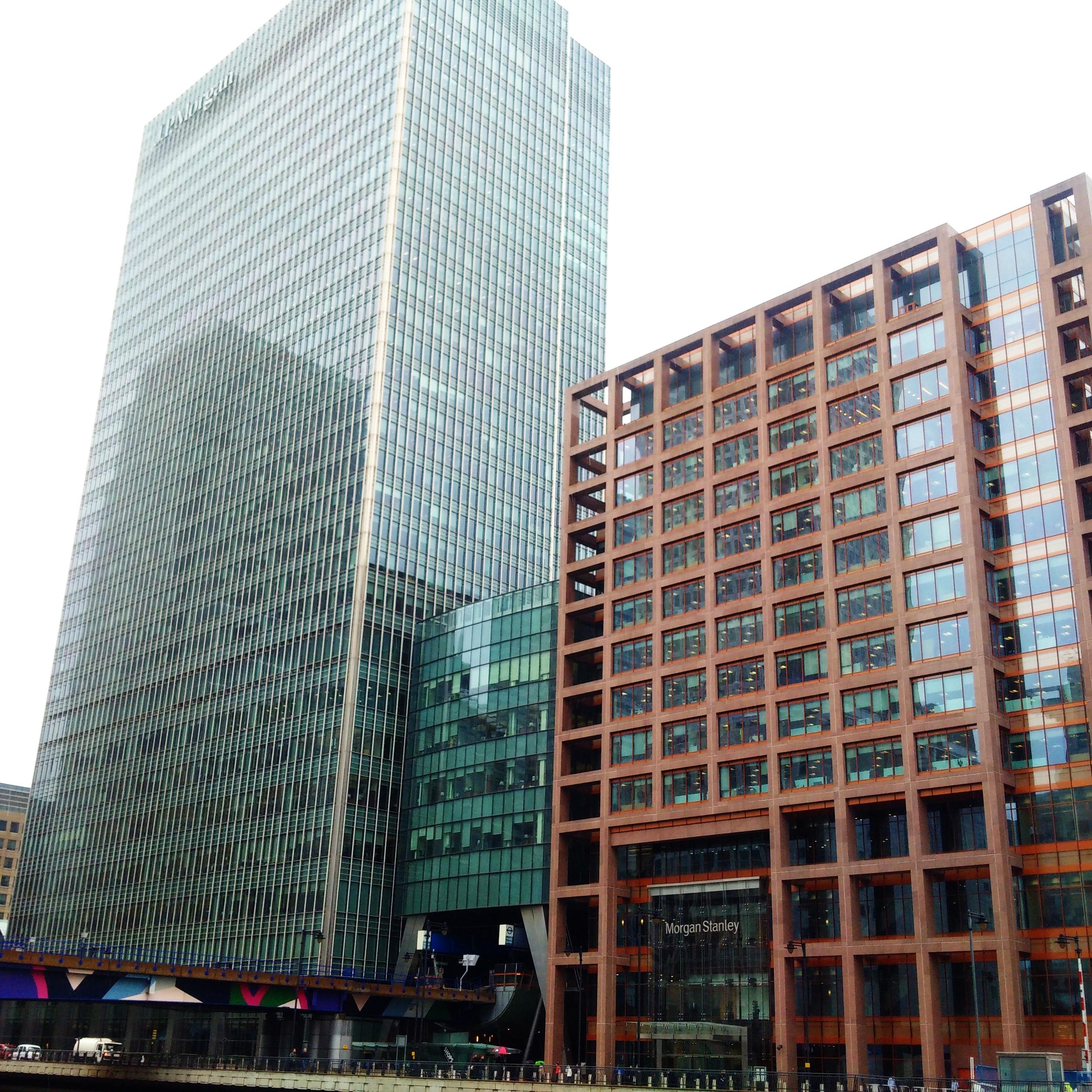 Morgan Stanley and JP Morgan