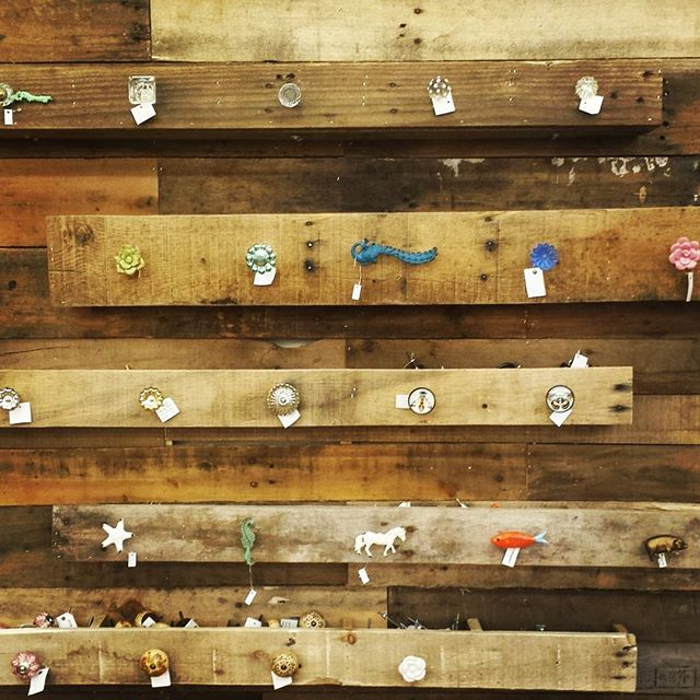 Our new knob wall! Our hardware is getting fancier.  #friendswoodhardware #thebighammer #hardware #morethanjusthardware #decor #homedecor #unique #diy #friendswood #pearland #houston #tx #new #shoplocal