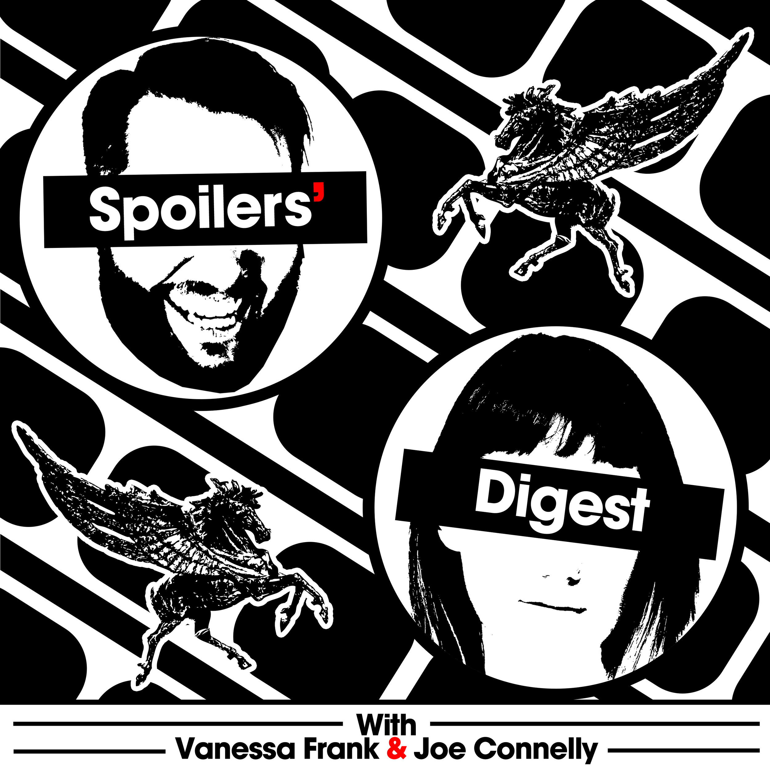 Welcome to Spoilers' Digest! - The podcast where we predict the plots of your favorite movies that we haven't seen!Join Joe and Vanessa every Wednesday as they go on a journey into the unknown.