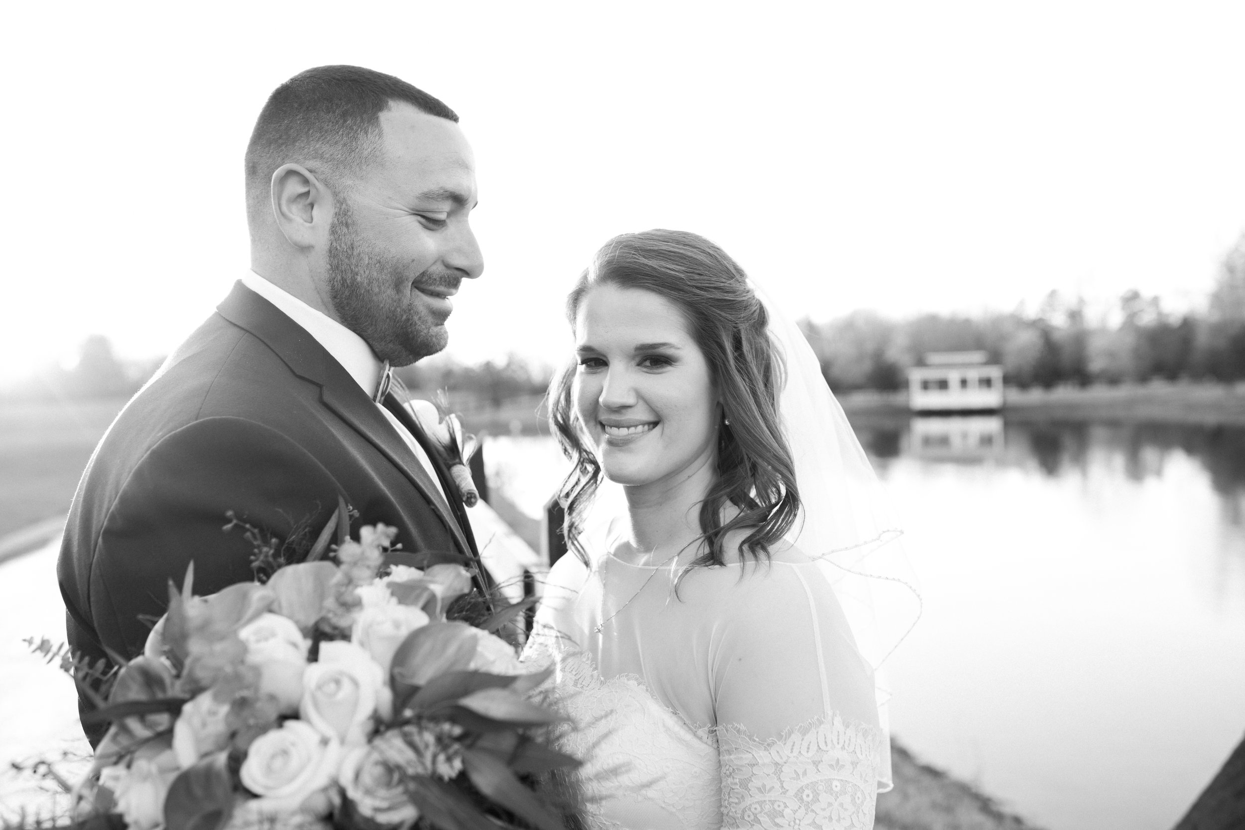 "Hailey + Brandon - ""Thank you so much for everything you and Brittany did to make our wedding absolutely perfect! Your organizational skills and attention to detail made both the ceremony and reception run smoothly. You are the best wedding coordinator we could have asked for and we really appreciate all your hard work!"""