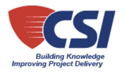 Construction Specifications Institute - Mt. Rainier & Puget Sound