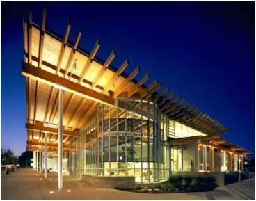 - Ballard Library, Seattle