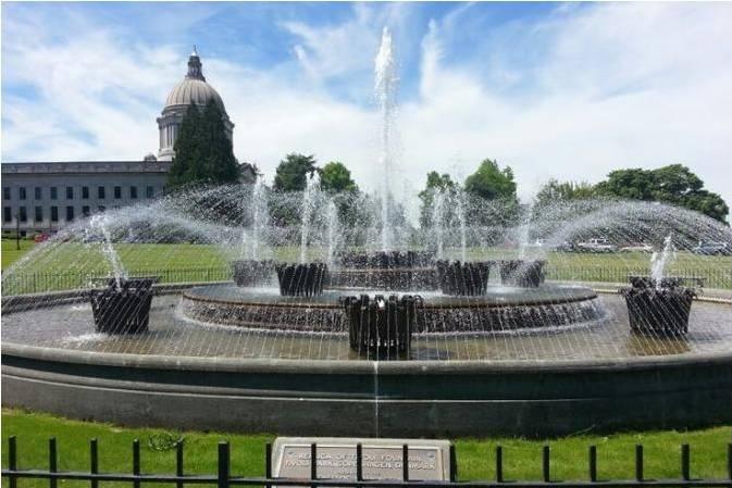 Tivoli Fountain, Olympia