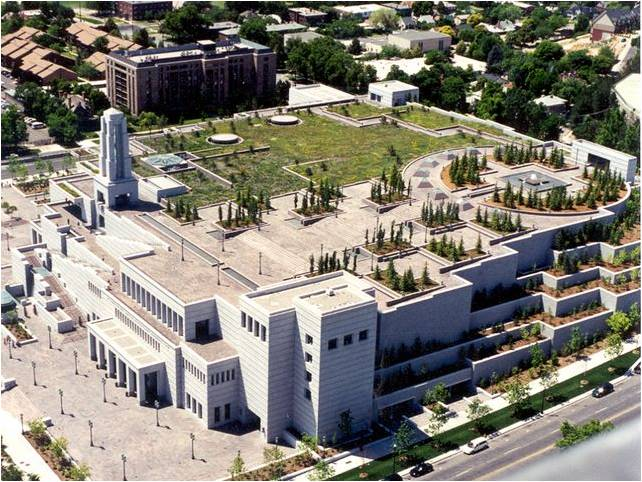 - Latter Day Saints Assembly Building, Salt Lake, Utah