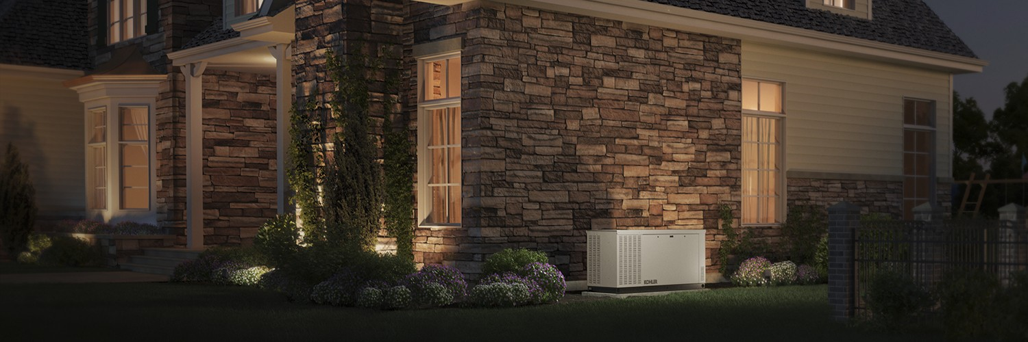 STANDBY GENERATORS FOR YOUR HOME OR BUSINESS.   Keep the Lights On, Always    Learn More About Generators