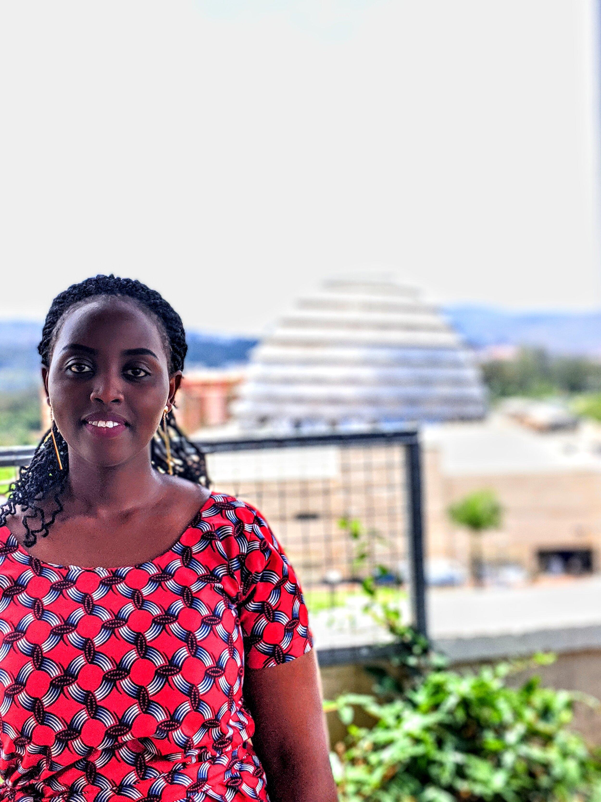 Mireille Tesire - Mireille works as a Marketing Officer for BenefFactors Ltd. She has her bachelor's degree (International Business) from Mount Kenya University