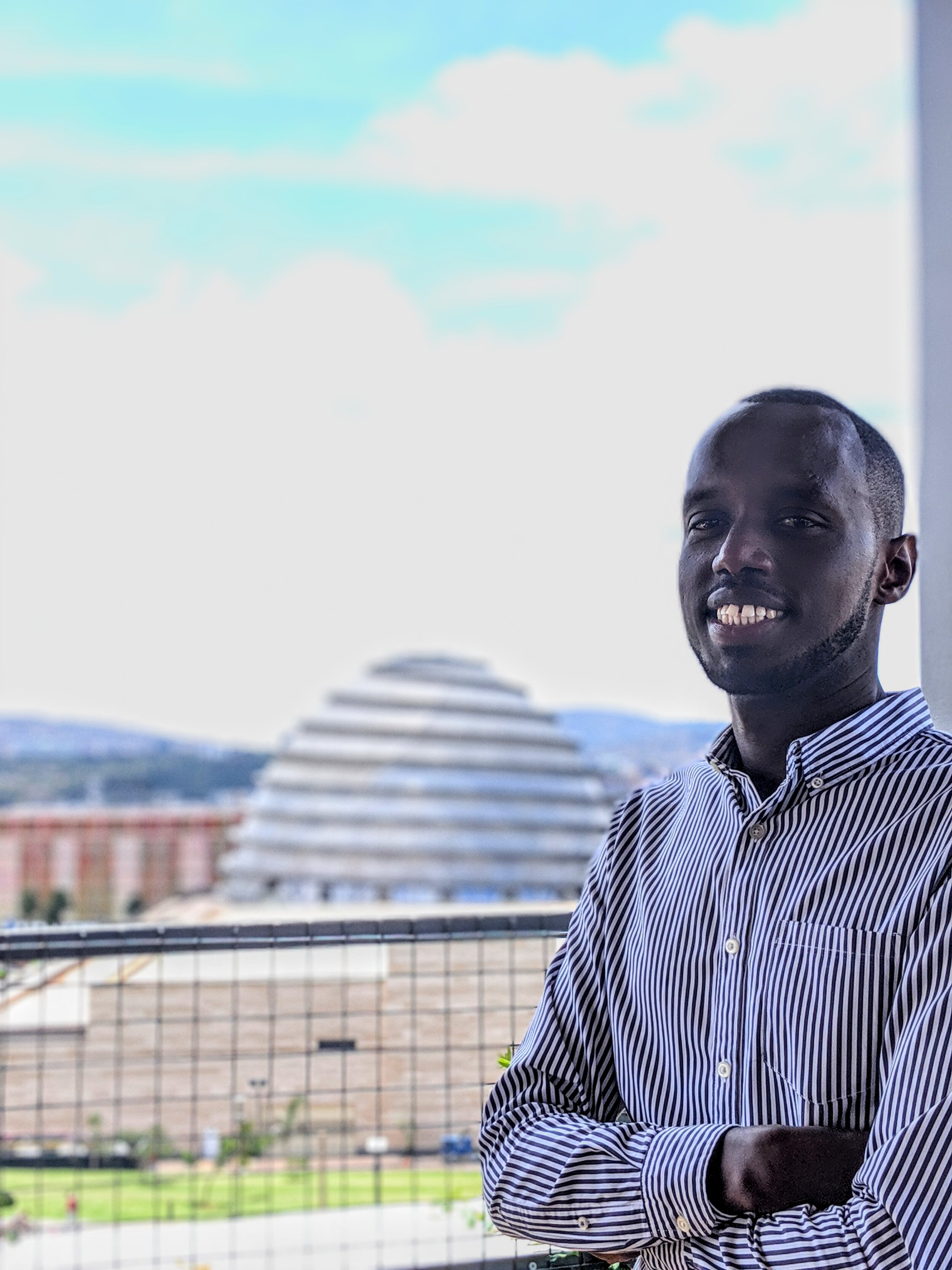Florent Bizibishaka - He Is BeneFactors accountant. He is an ACCA certified professional accountant and has a bachelor degree of arts in economics. He is passionate about finance, accounting but mostly portfolio management. He is creative and loves adventures.