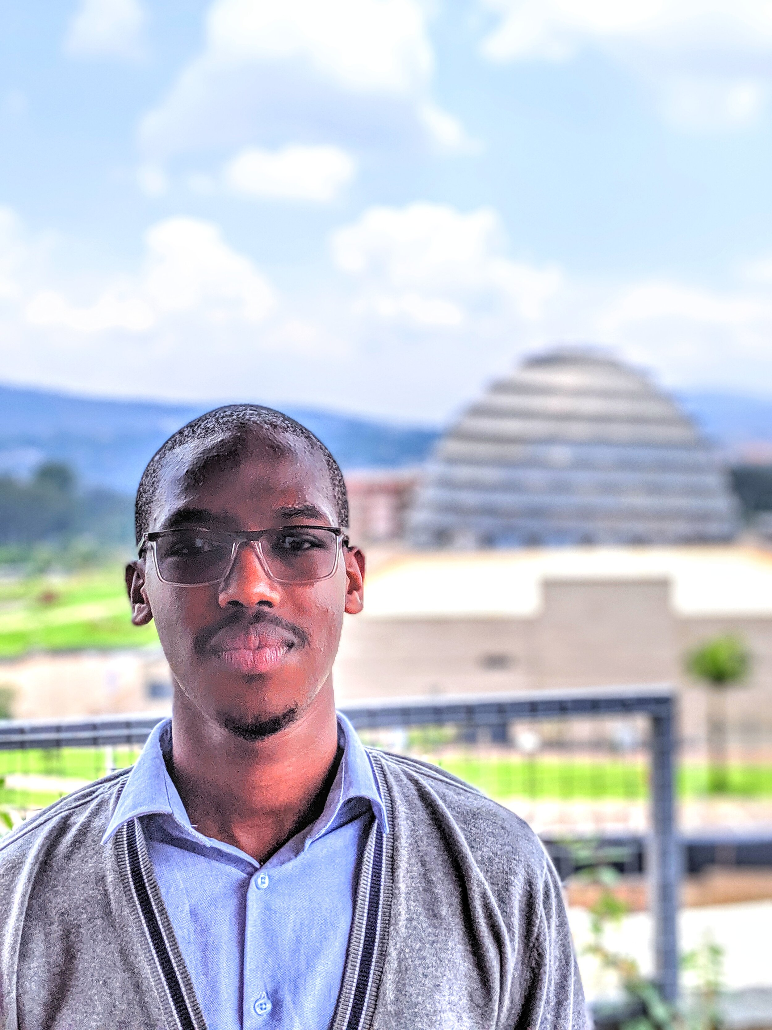 Inyambo MwizerwaInyambo is our intern. He spends 80% per cent of his time in the Accounting dept the rest in basic general office administration support. He is really brilliant, enthusiastic, open minded and target-oriented. He is currently an ACCA student. -