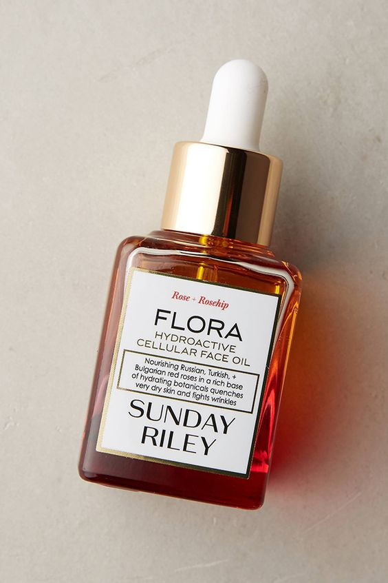 Sunday Riley Flora Oil, $90   Anthropologie.com