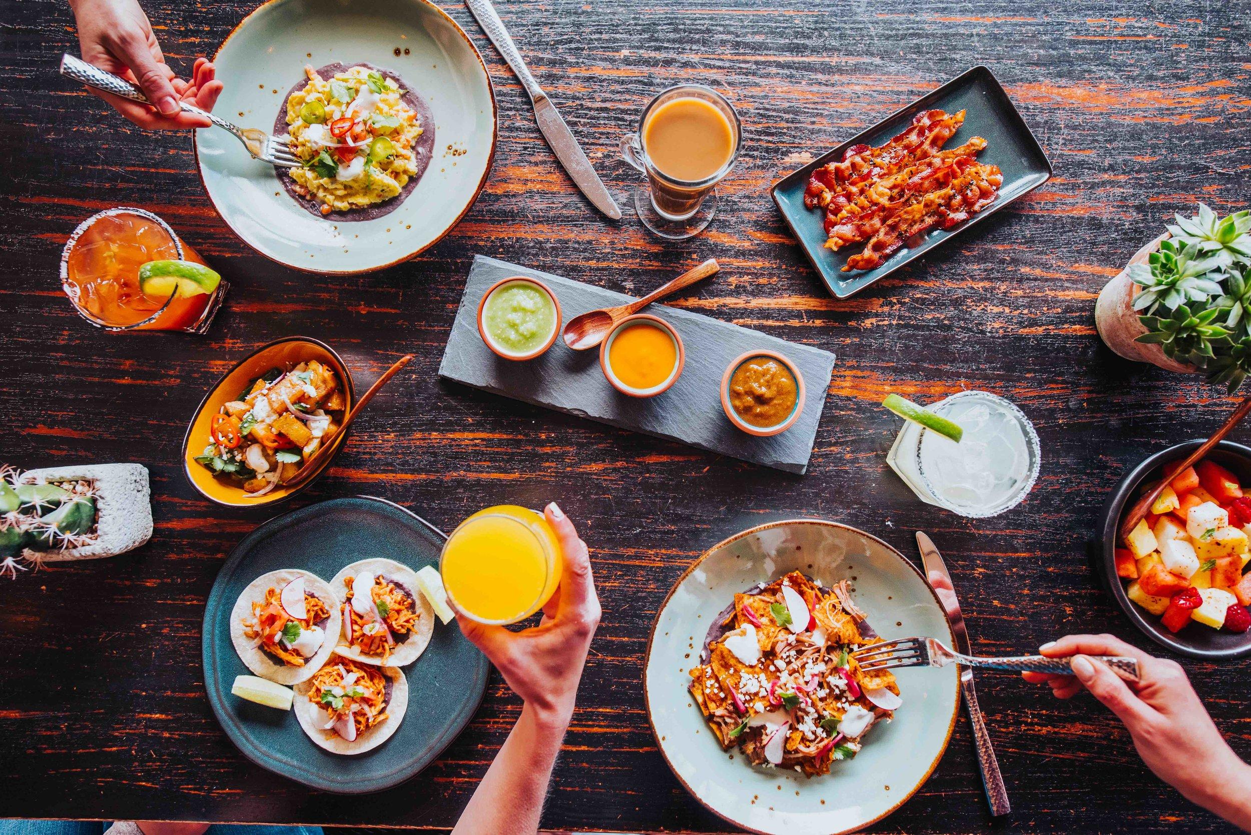 Best Modern Mexican Restaurant In Nyc Maya