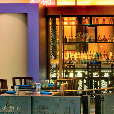 EL AGAVE  Up to 40 seated   60 reception Indoor patio seating, ideal for celebrations & social parties
