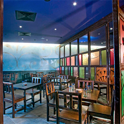 LA LUNA  Up to 35 seated   45 reception A private room ideal for intimate gatherings & private parties
