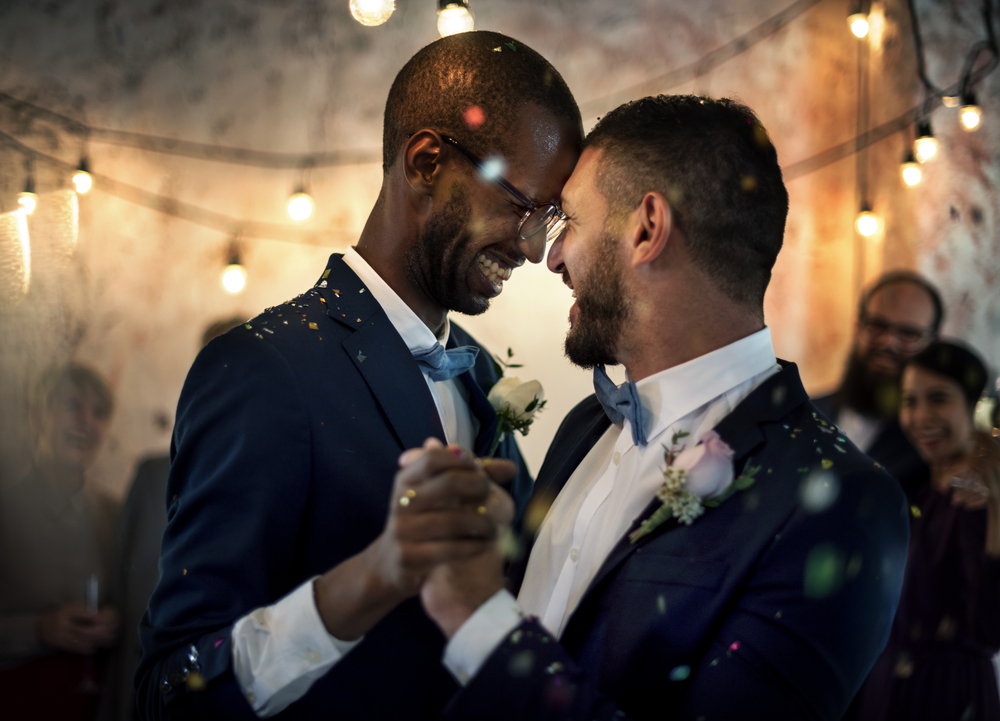 Grooms First Dance at Gay Wedding.jpg