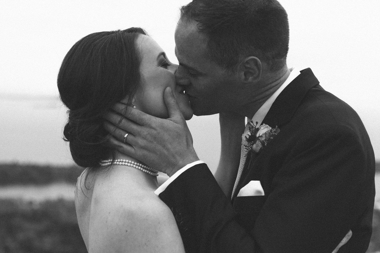 Natalya DeSena Wedding Photography - Wedding Day Kiss.jpg