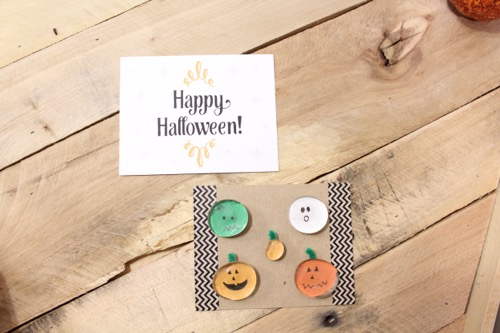 52 Weeks Of Mail- Week 42 Feature Photo | Halloween Magnets