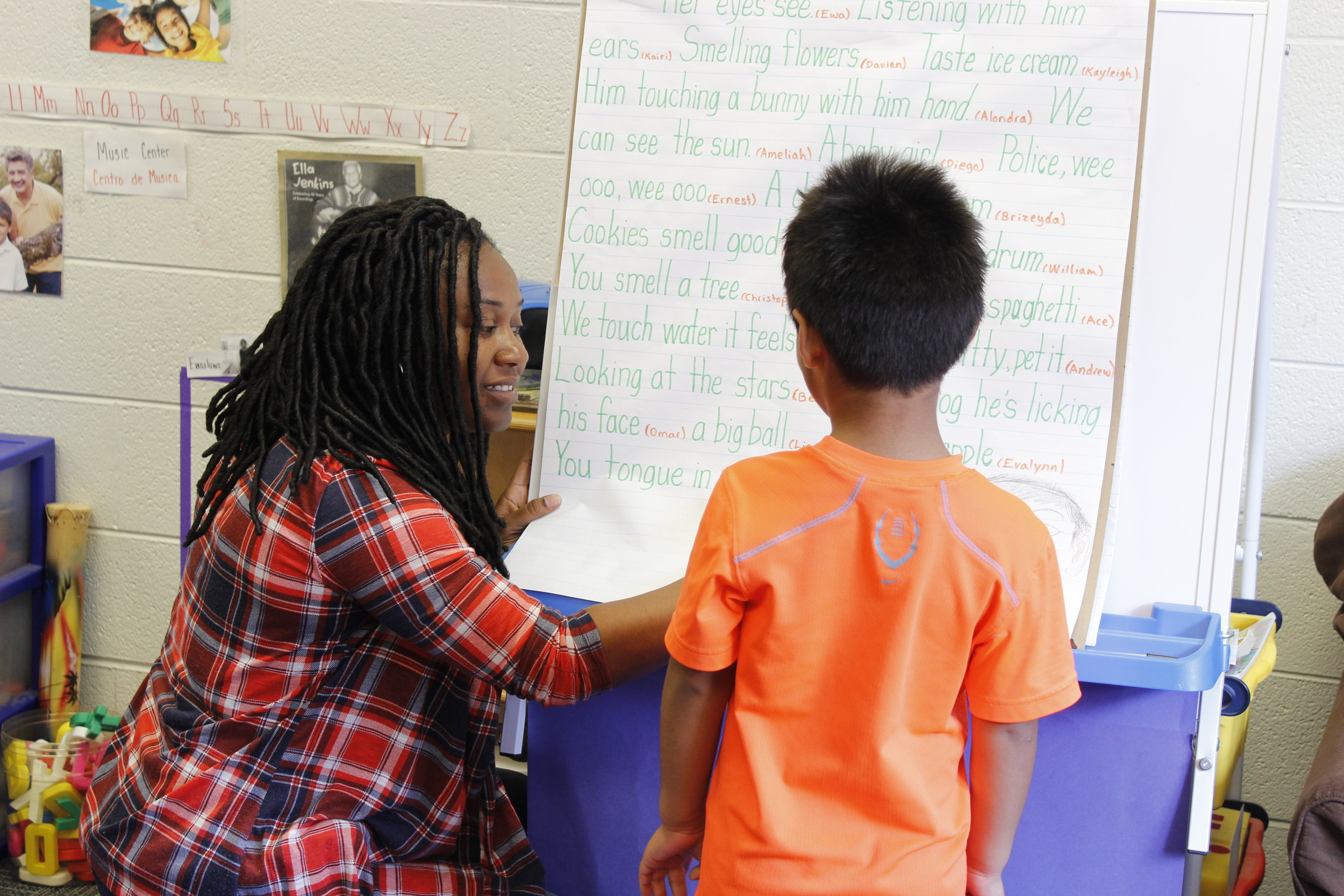 Our Curriculum - Our eleven classrooms utilize the Creative Curriculum. We believe young children learn best by doing. Through active involvement with their environment, children begin to enthusiastically learn about the world around them. Our educators maintain daily lesson plans and conduct ongoing assessments that include observing and recording children's work and developmental progress.