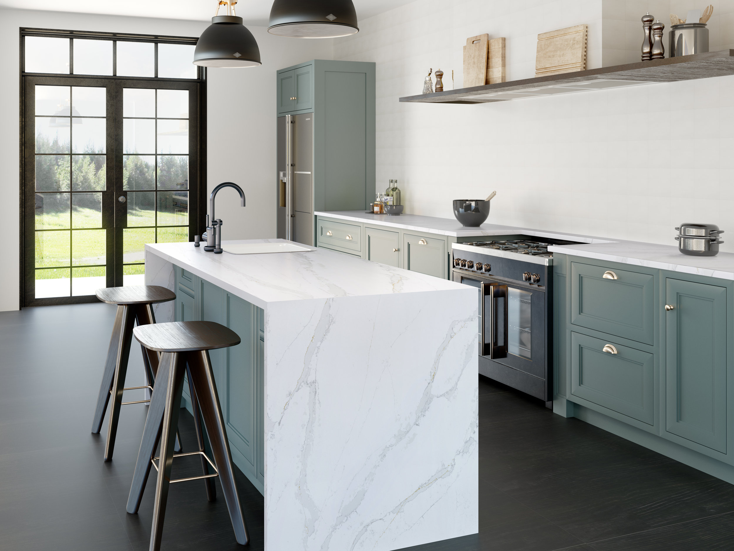 Silestone Kitchen - Eternal Calacatta Gold.jpg