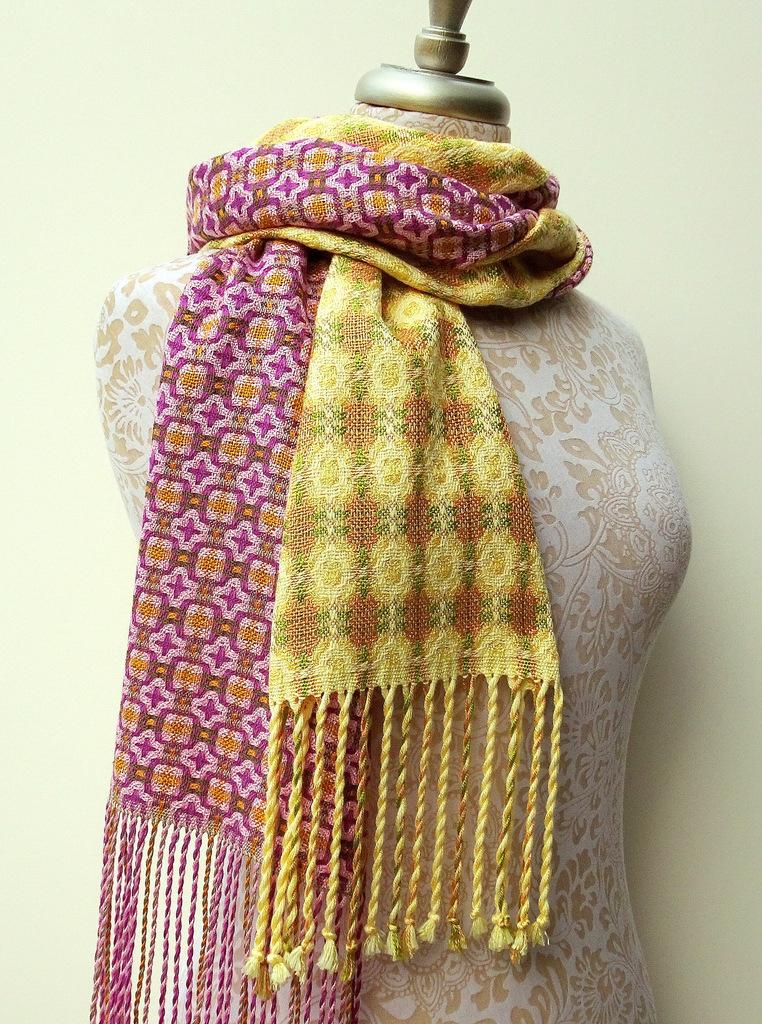 Paula Bowers, Handwoven Scarves-007.JPG