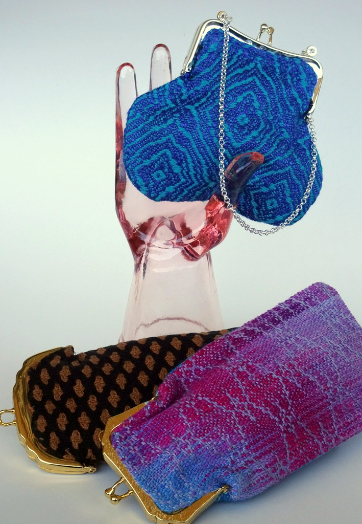 Handwoven Pocket Purses