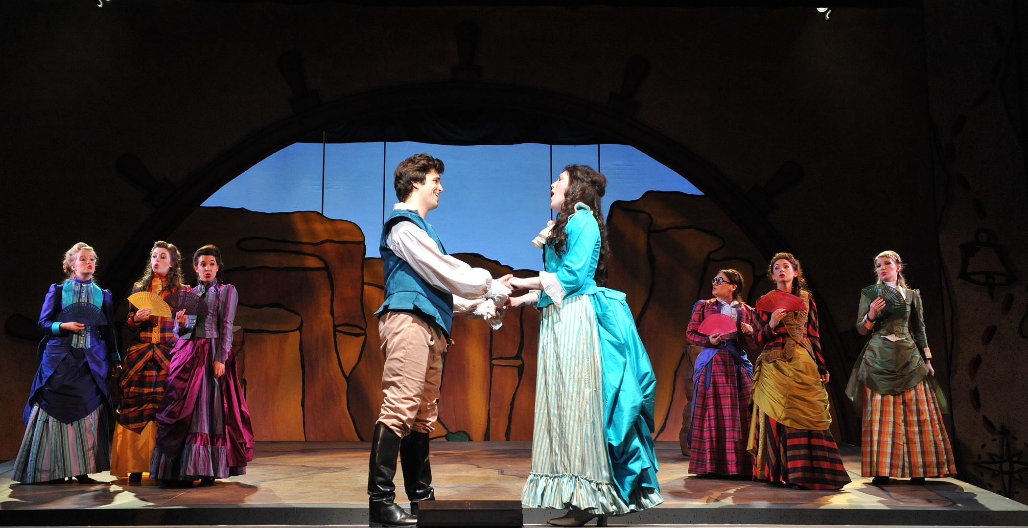 Pirates of Penzance  , Mabel, Oklahoma City University