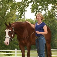 Karen Waite photo with horse.jpg