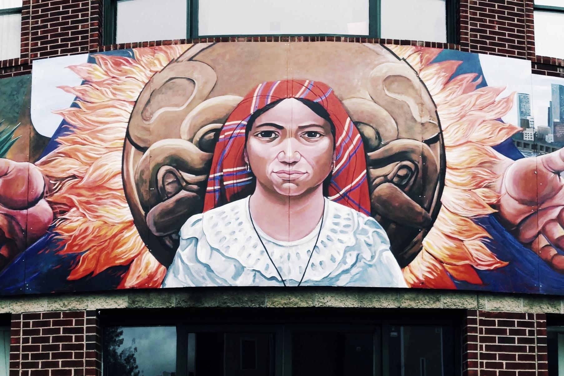 East Boston, Massachusetts, USA - Sharon Granados Mahato