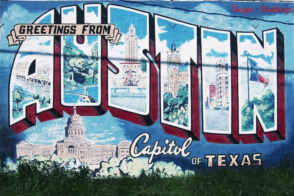 Austin, Texas, USA - May Mzayek