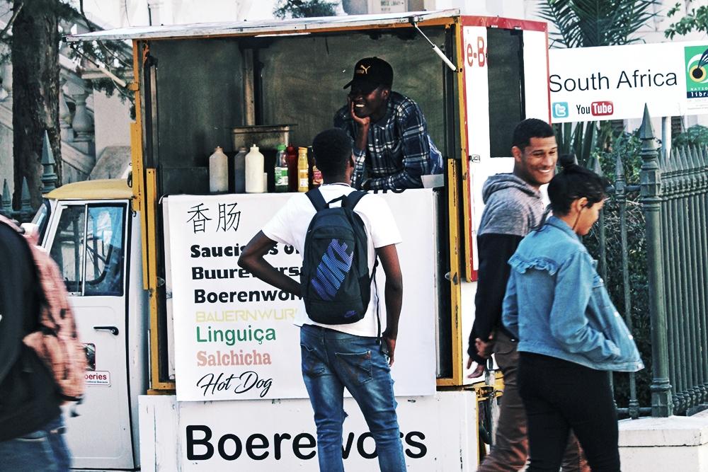 Cape Town, South Africa - Barnabas Ticha Muvhuti