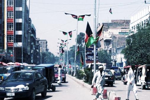 Jalalabad, Afghanistan - Wali Mohammad Kandiwal