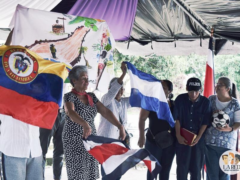 San José, Costa Rica - David Caro, Michelle Vargas & Sharon Granados Mahato