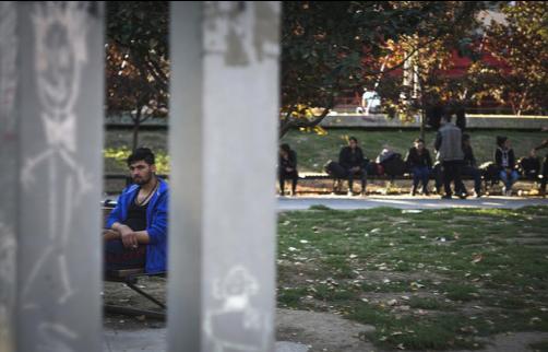 Afghani Park. Photo by Marinković.
