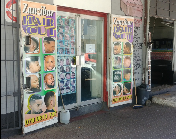 A Congelese Salon.