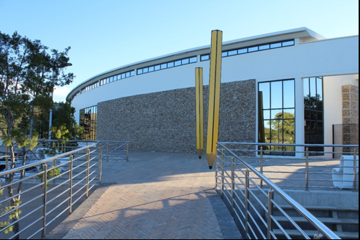 The National English Literary Museum is one of the key national institutions in Makhanda.