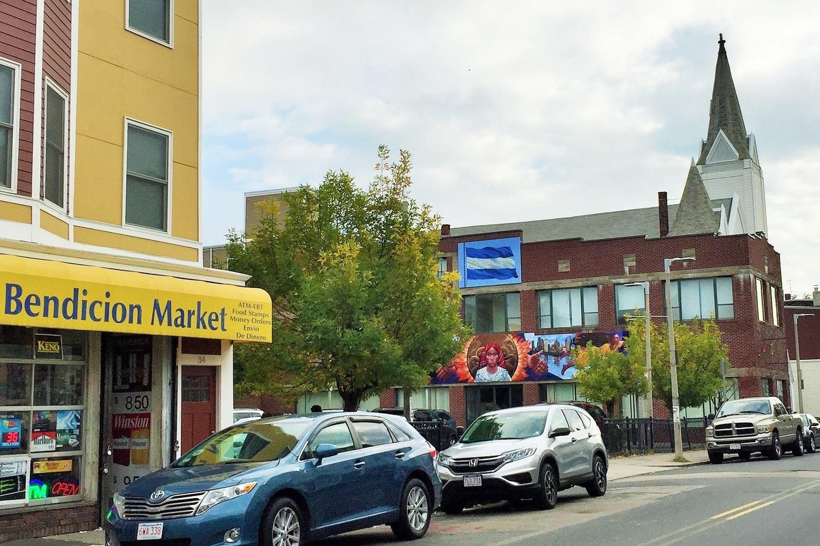 Hispanics in the Neighborhood - Sharon Granados Mahato