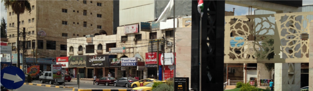 Irbid — Refugees in Towns