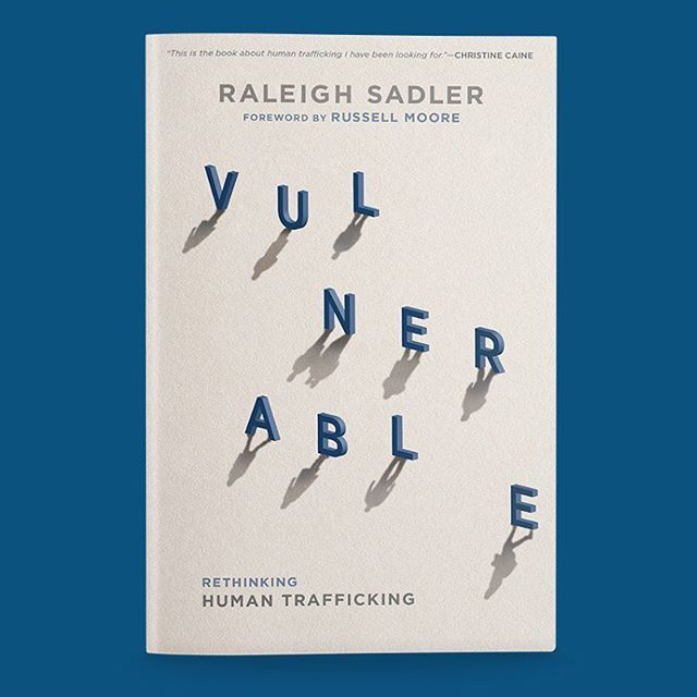 "If you're horrified by the reality of human trafficking but don't feel like there's anything you can do to help stop it, you need to read Raleigh Sadler's new book ""Vulnerable: Rethinking Human Trafficking."" All of your preconceived notions about how and why to fight human trafficking will get turned on their head when you read this book. He lays out a foundation for a new gospel-centered way to think about people who have been trafficked and how you can reach out to them. I read it, and it truly did change my thinking on the issue. I recommend the book to anyone, and I also suggest you check out Raleigh's ministry, Let My People Go, whose mission is to empower the local church to fight human trafficking by loving those most vulnerable. . The book is available on Amazon, and you can download a free chapter at raleighsadler.com/vulnerable. . #istandwiththevulnerable @lmpgnetwork @raleighsadler"