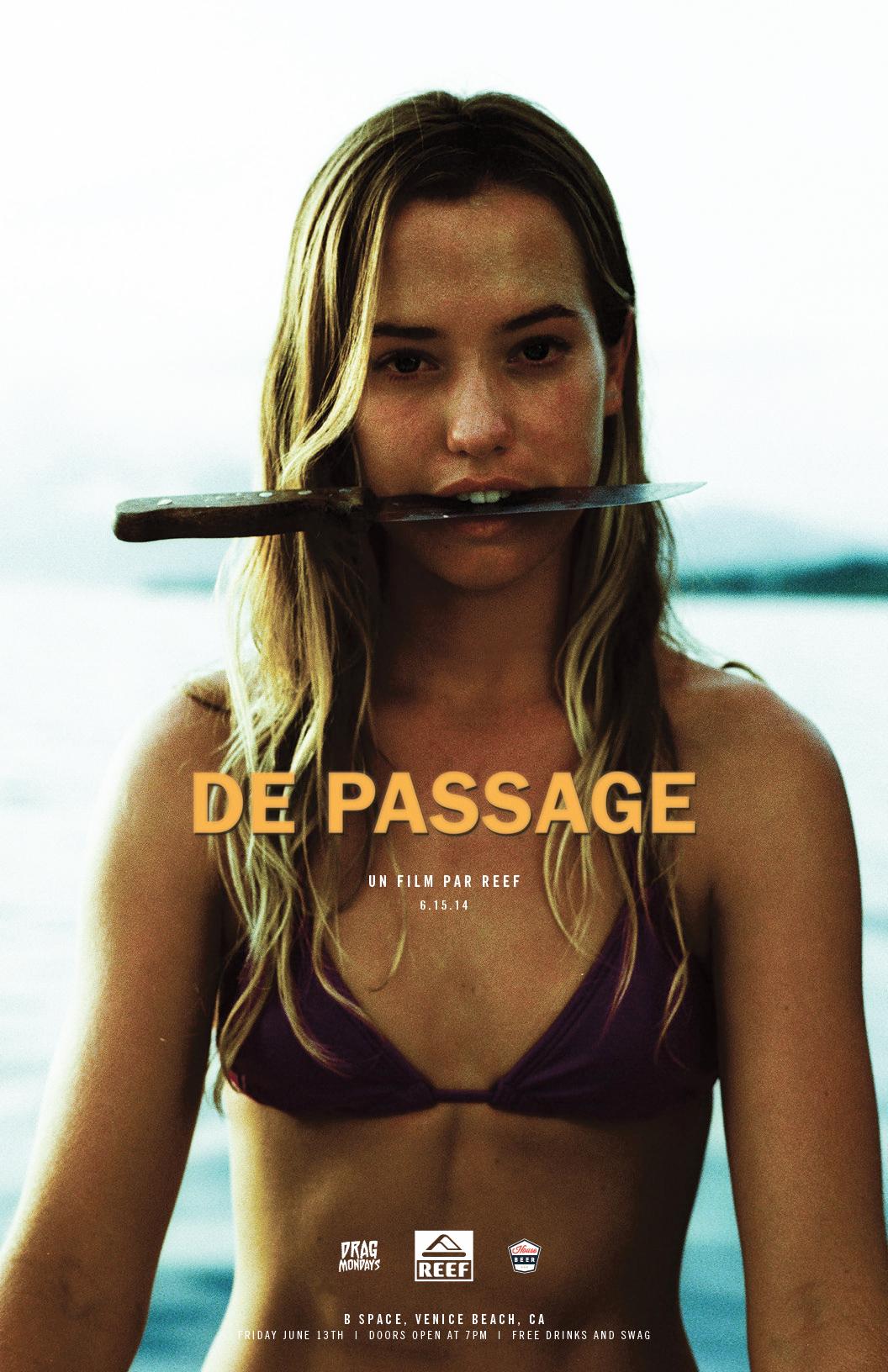 REEF    De Passage.