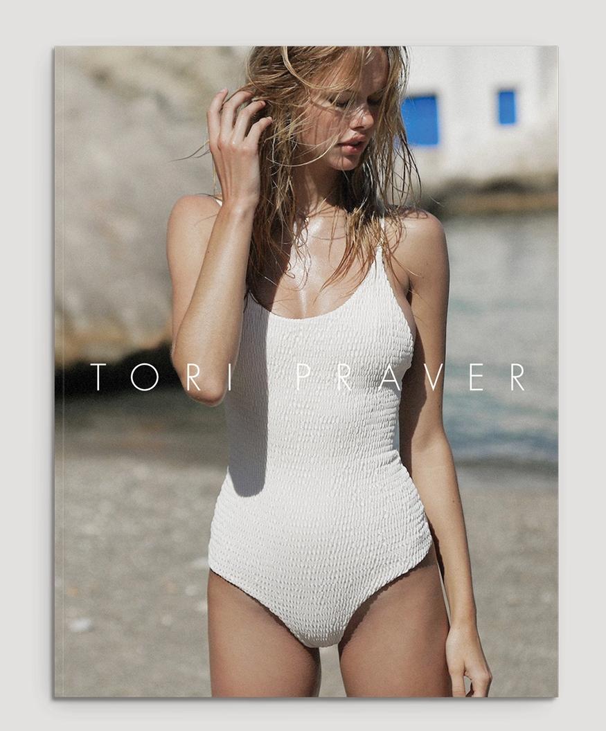 TORI PRAVER    Brand Refresh..