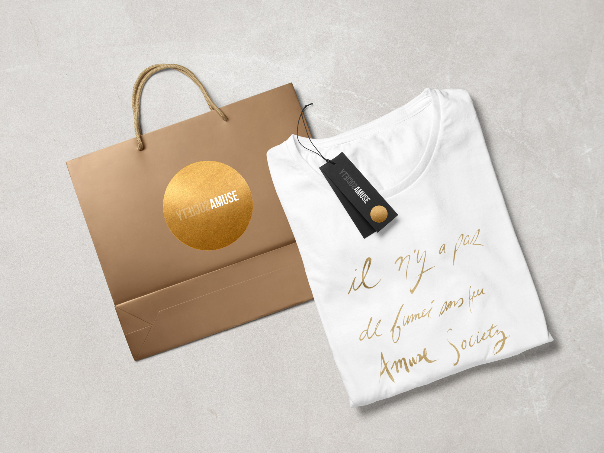 Apparel and packaging graphic design.