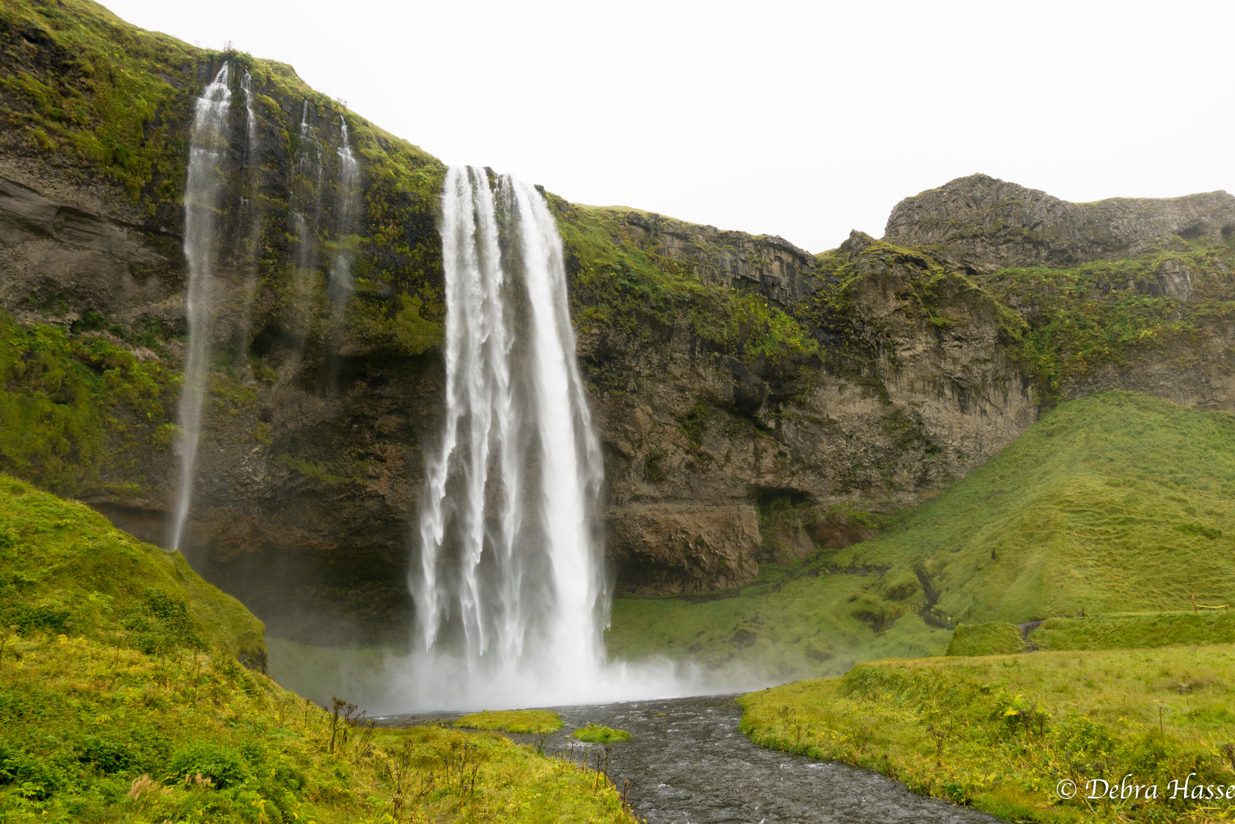 Seljalandsfoss Þórsmerkurvegur, Iceland
