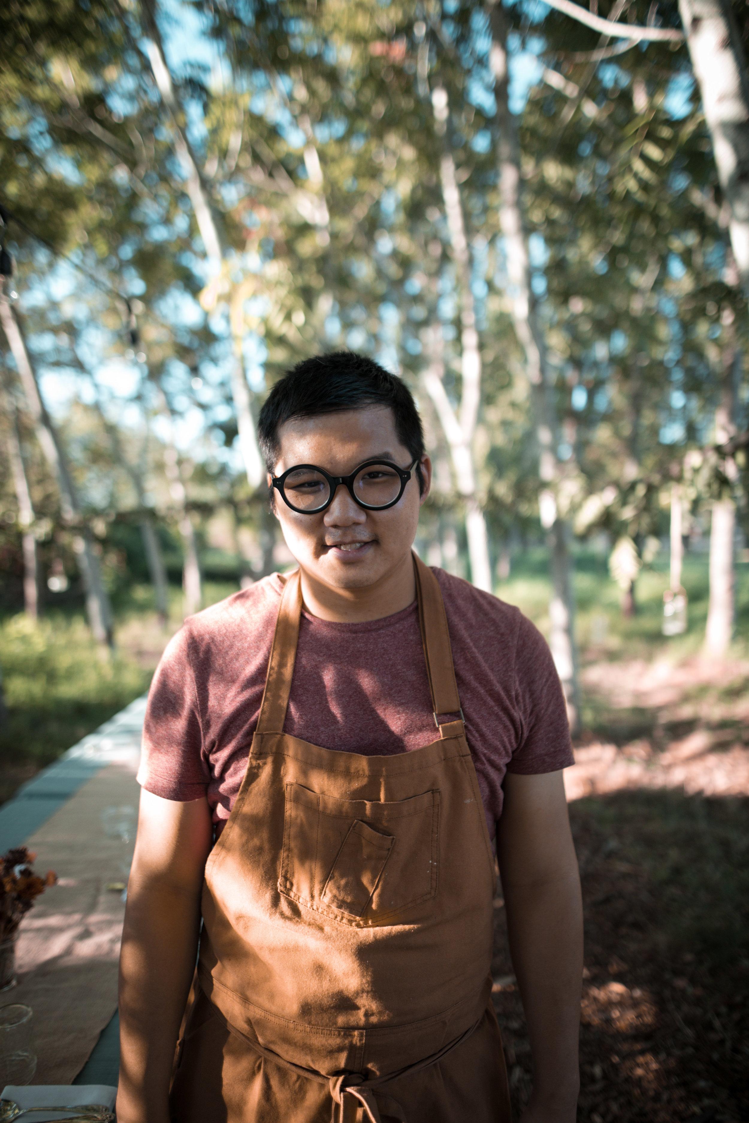 Hubert Tsai - Chef