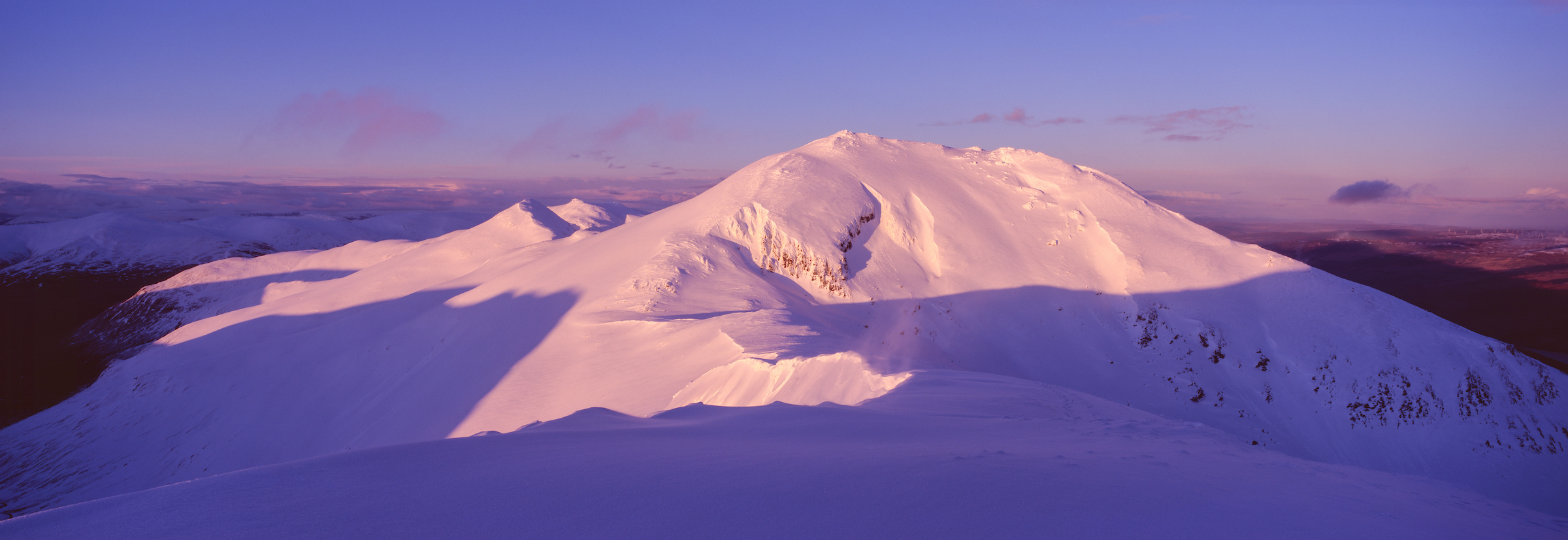highland panormas - the Scottish Highlands from a Panoramic Perspective..