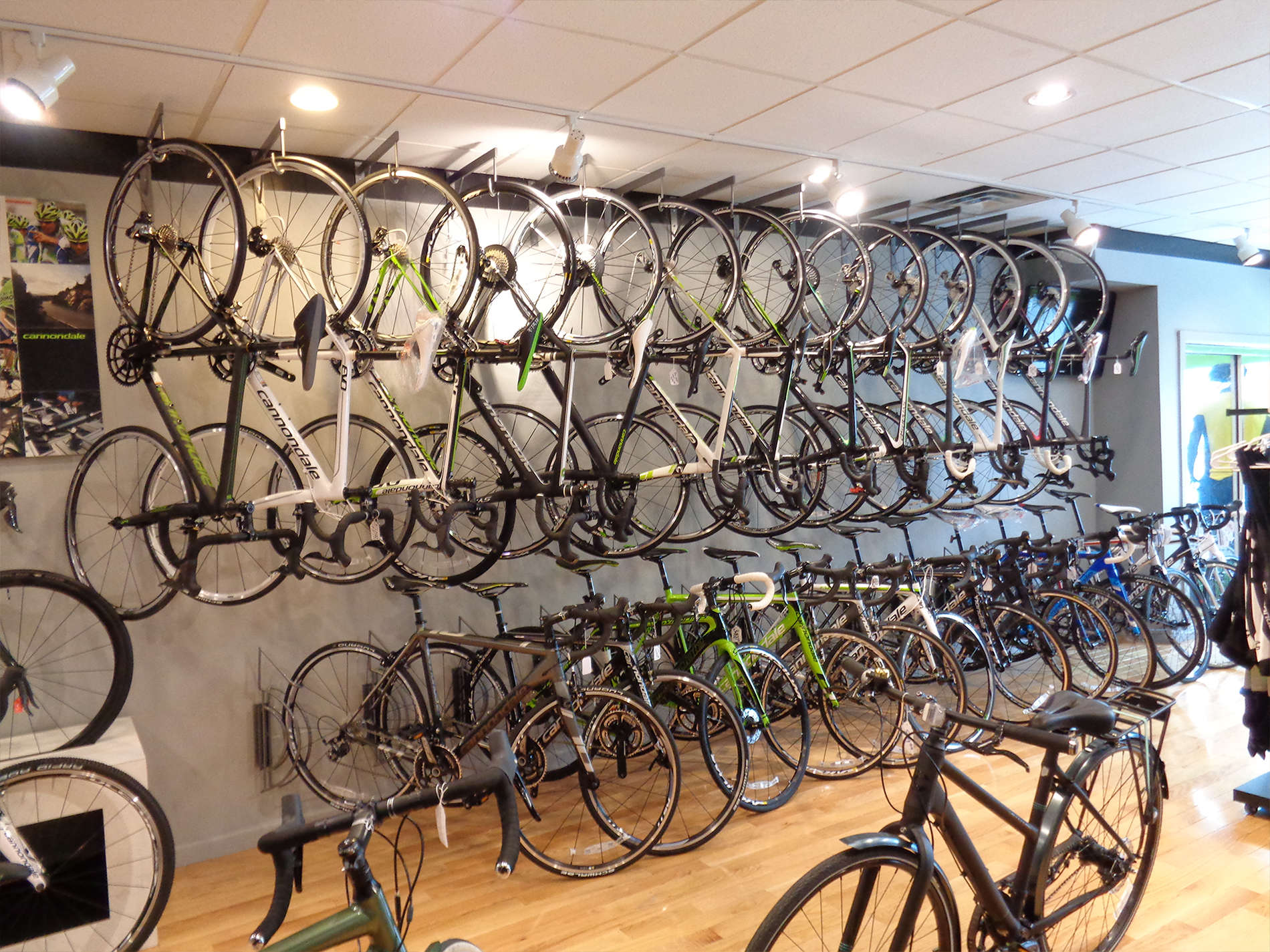 roys bike shop provide brooklyn giro bikes