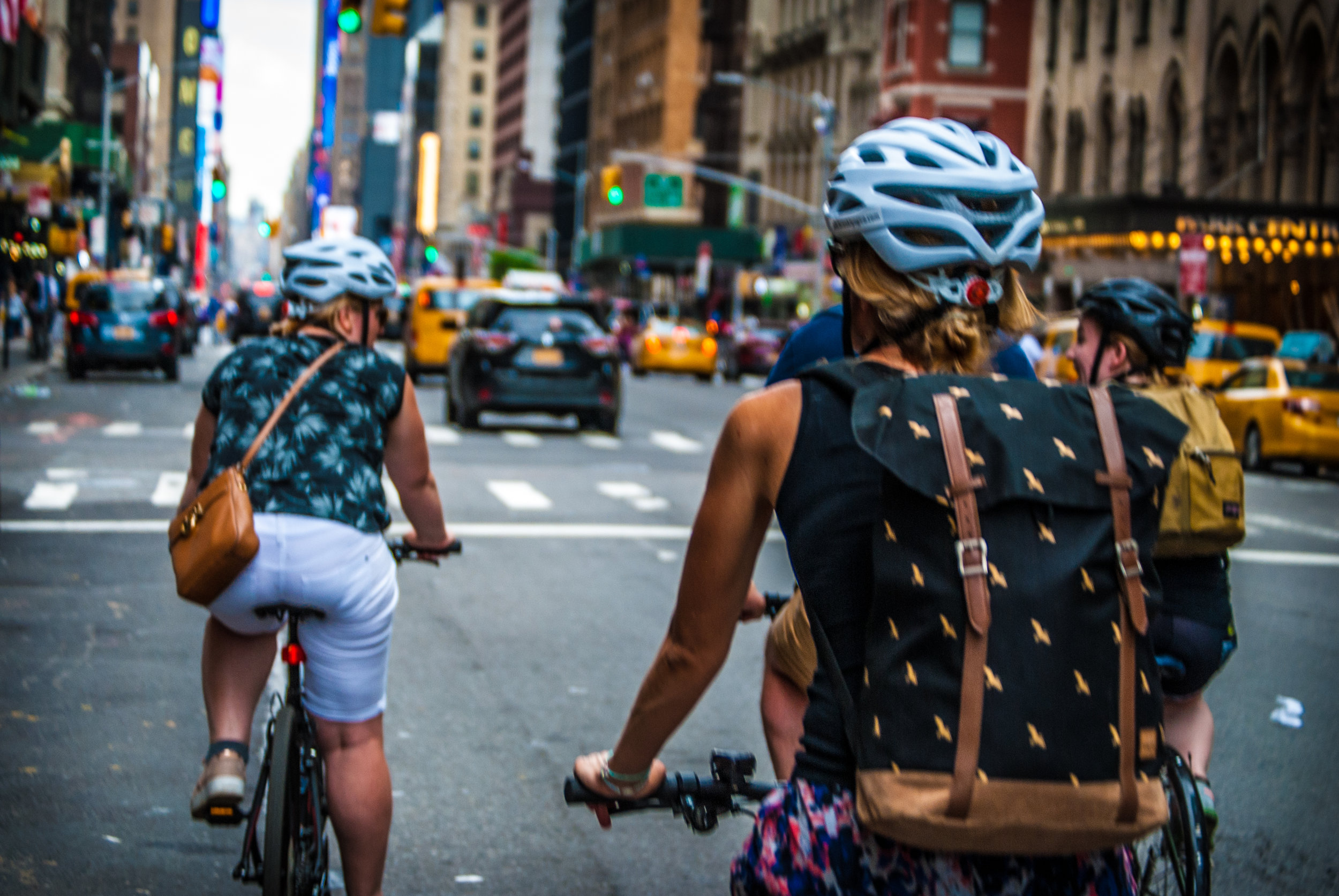 RIDE MORE - More routes & tour options than any other tour company- designed by local, avid cyclists.