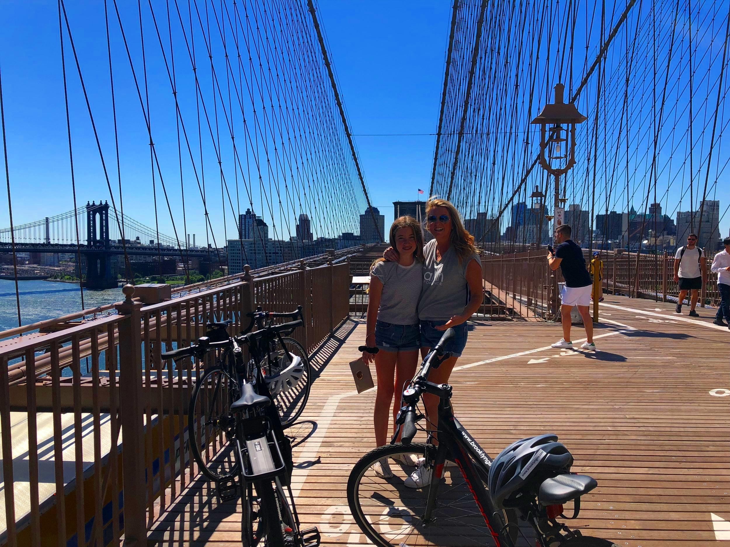BROOKLYN BRIDGE - 2 HOURS$58