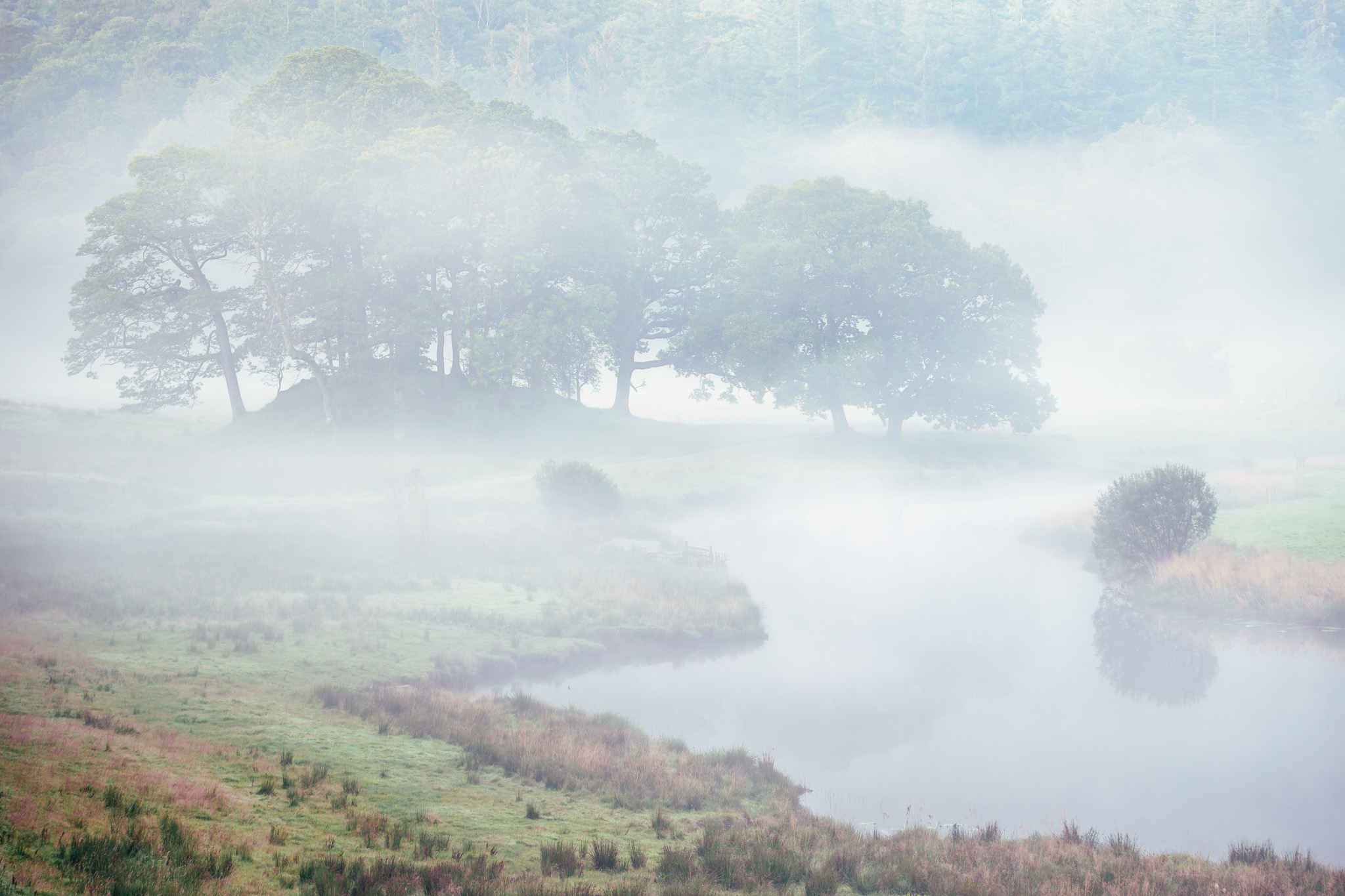 A Brathay Summer Morning