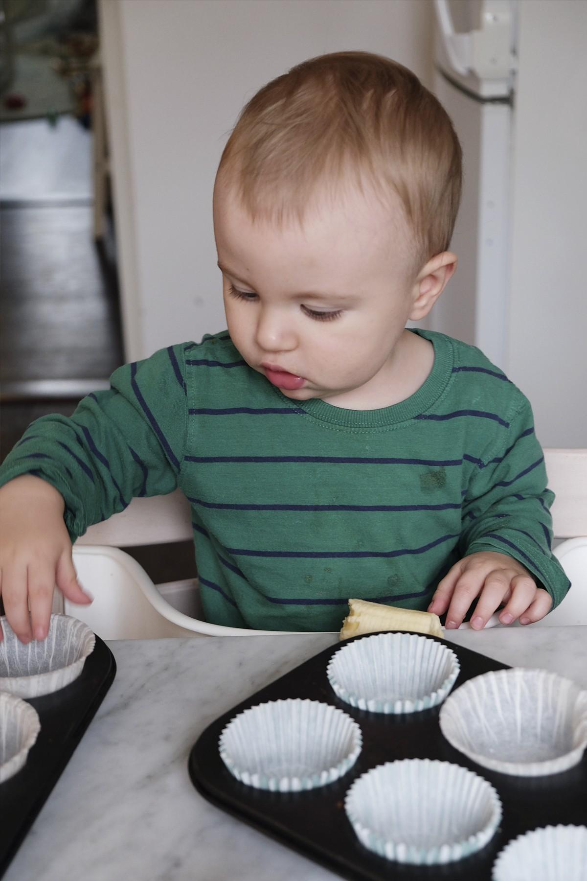 barnvänliga+choklad+muffins