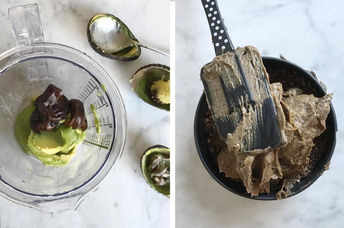chokladtårta recept raw food